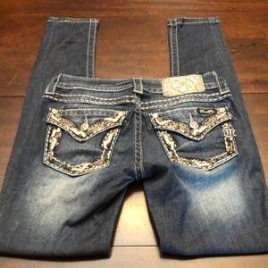 Miss Me embellished jeans.